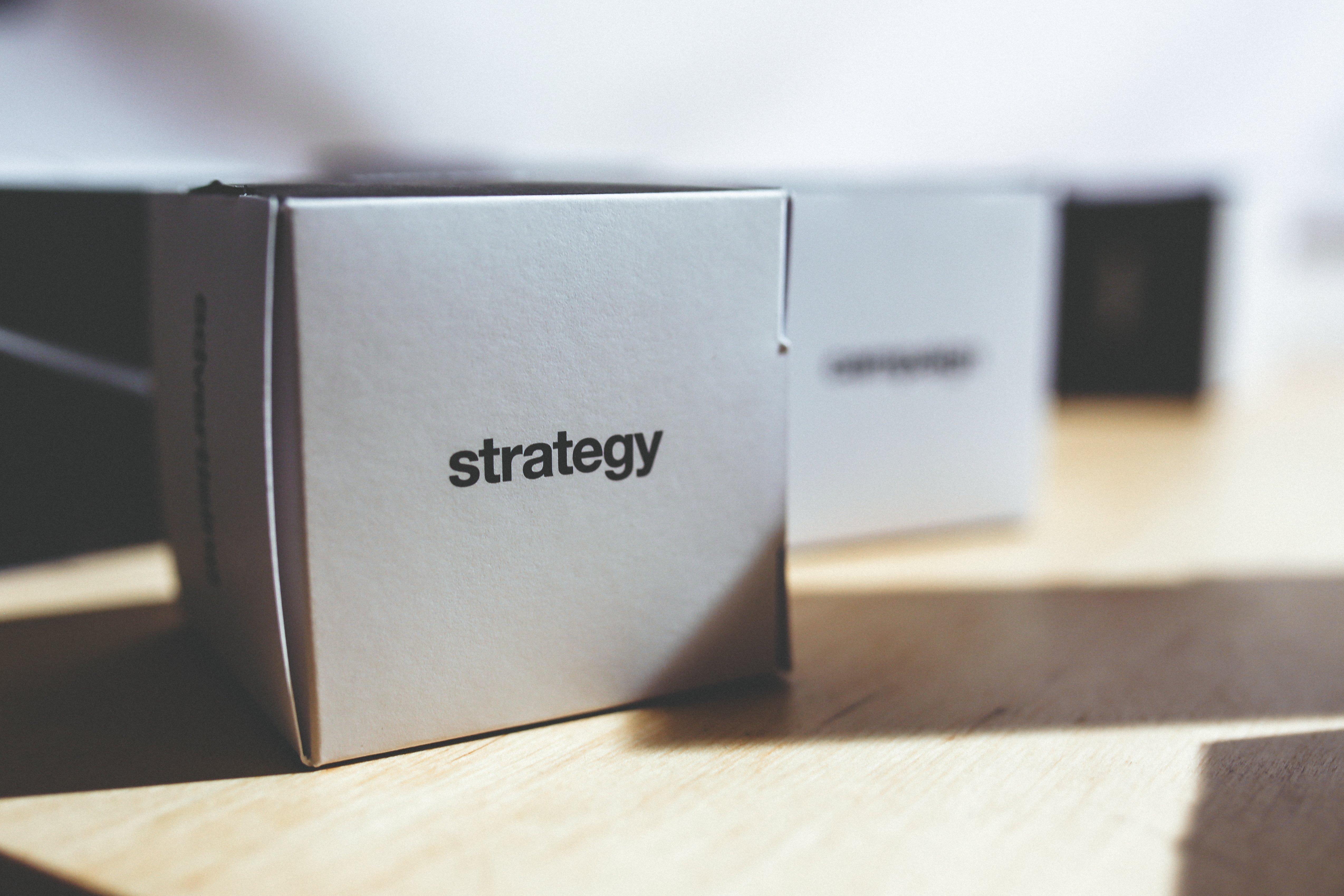 Strategy Box