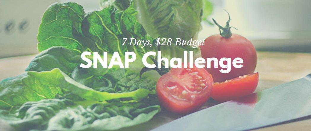 Craveity SNAP Challenge Recap