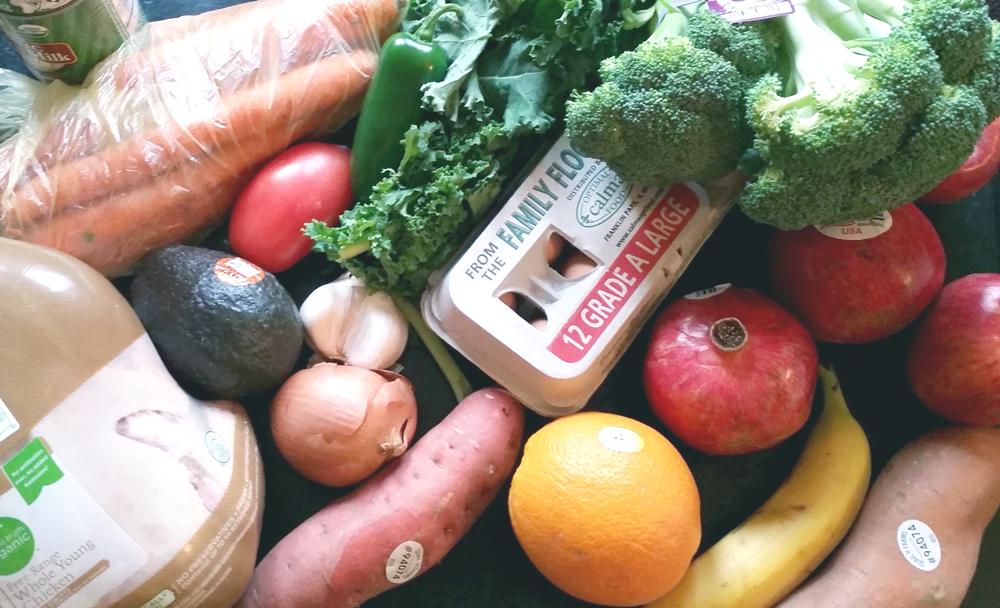 Paleo Diet Foods