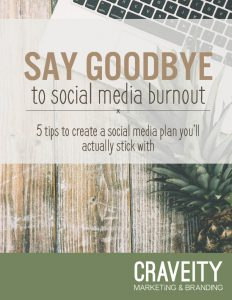 Say Goodbye to Social Media Burnout