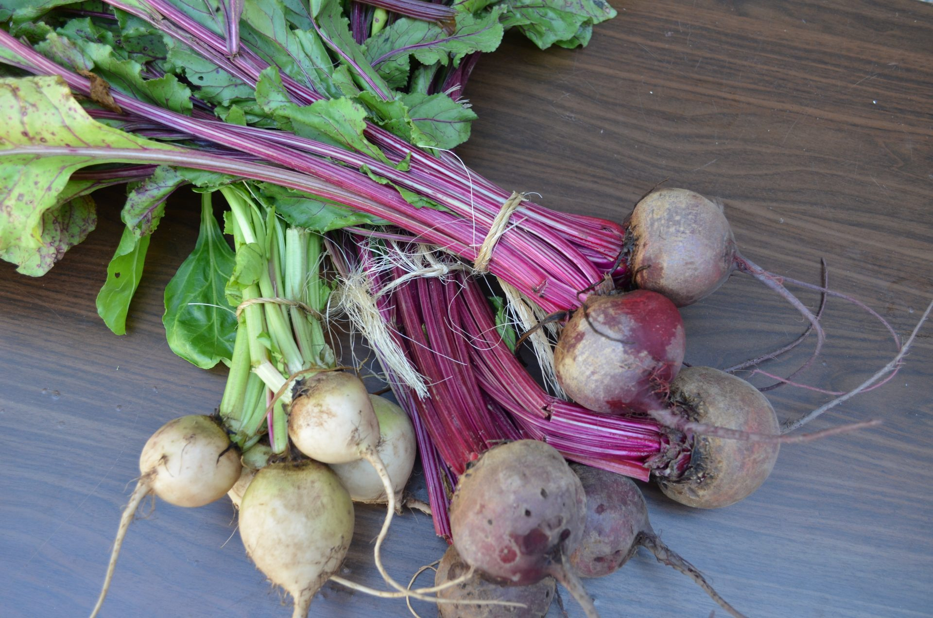 Local Farm Beets